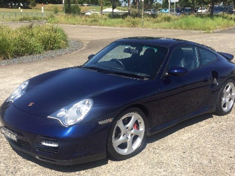 2001 Porsche 911 Turbo 996 Auto AWD