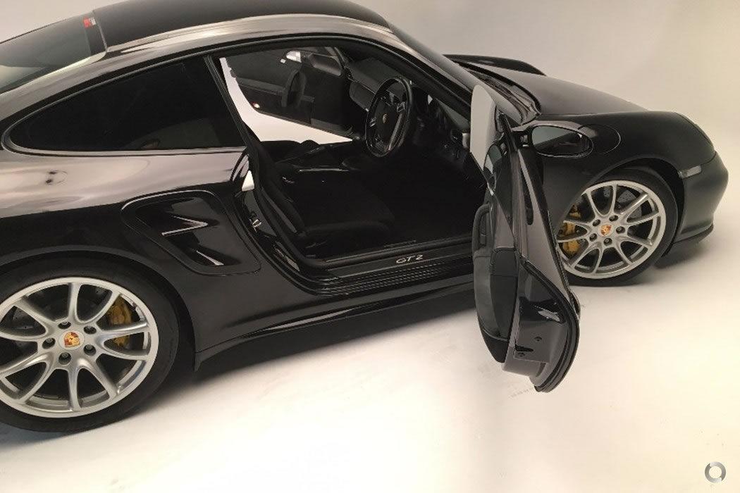 2009 Porsche 911 GT2 997 Manual 50