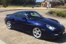 2001 Porsche 911 Turbo 996 Auto AWD