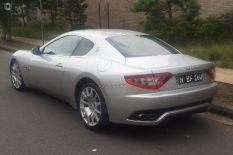 2008 Maserati GranTurismo Automatic