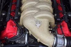 2003 Maserati Coupe Auto Red