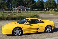 1997 Ferrari F355 Berlinetta Manual